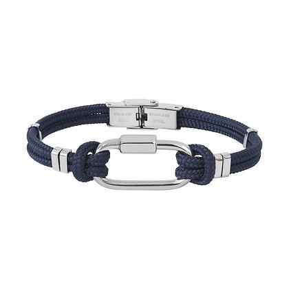 Bracelet Acier Mousqueton BA08-20-BM-20