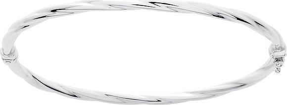 Jonc Or blanc 375/000