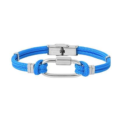 Bracelet Acier Mousqueton BA08-20-TQ-20