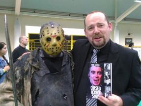 Jason Voorhees endorses Cursed Horror Stars