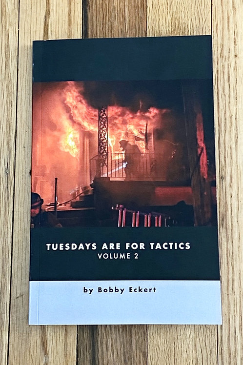 Tuesdays are for Tactics Book