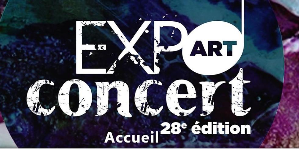 Expo-Concert de Mirabel