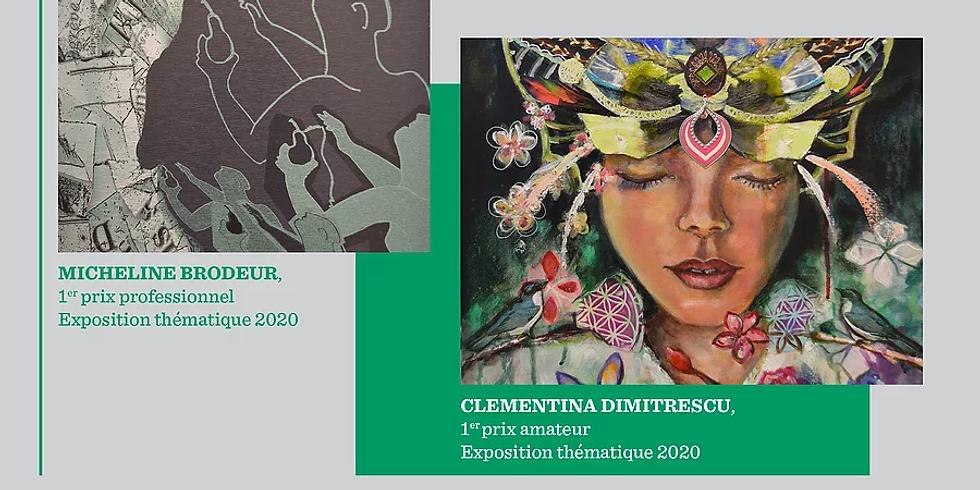 Blainville-Art, exposition printanière