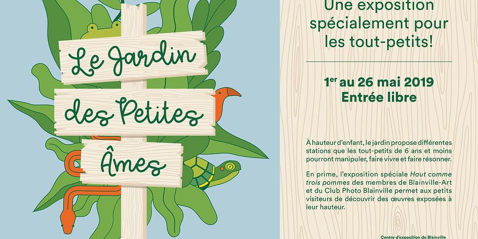 Exposition: Le Jardin des Petites Âmes