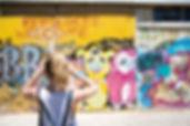 Alternative Tel Aviv graffiti and street art tour