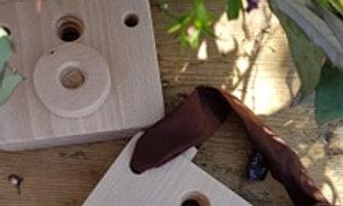 L'appareil photo en bois