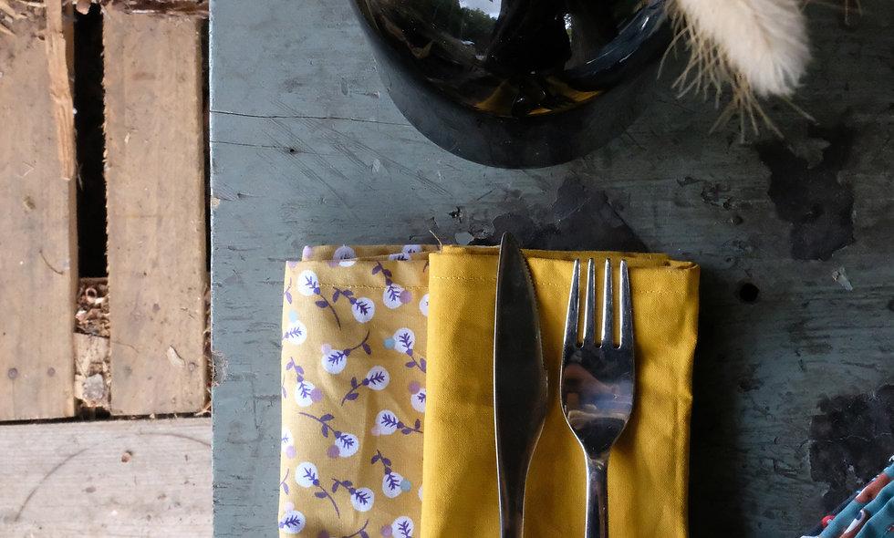 Serviette de table - mouchoir