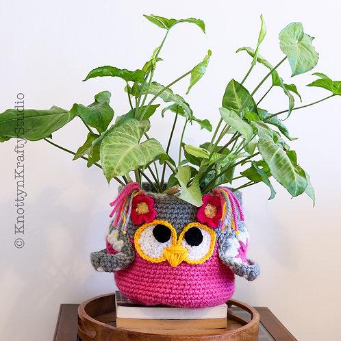 Owlie Basket