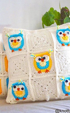 Whimsical Owlies Cover