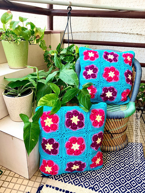 African Flower Cover