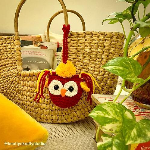 Owlie Bag Charm