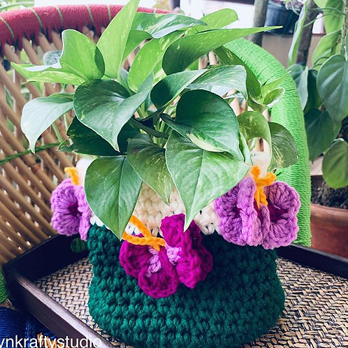 Butterfly Hygge Basket