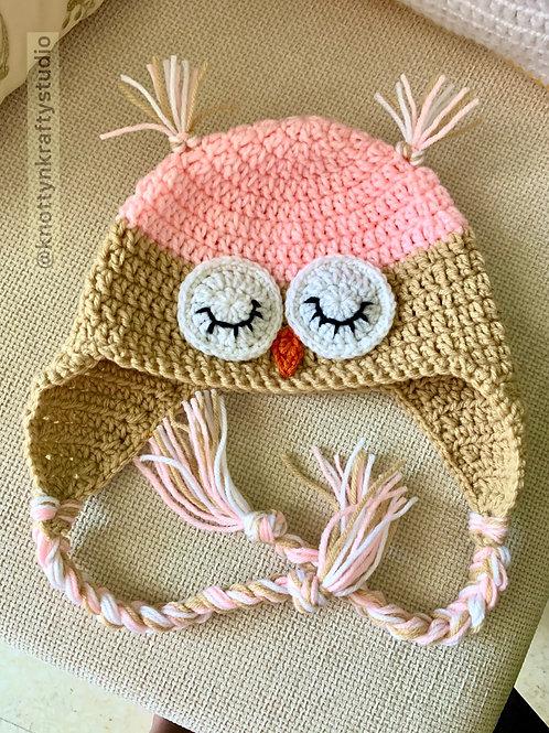 Owlie Beanie