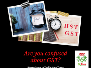 I'm confused about GST. What do I need to do?