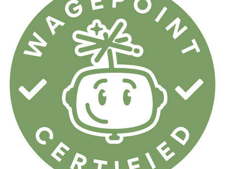 Big Rose is now Wagepoint Certified 👍