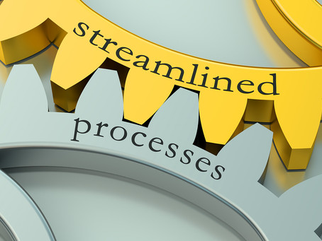 How to streamline your accounting processes effectively in 5 steps.