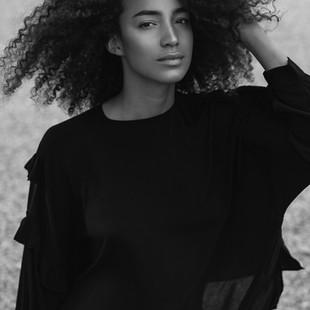 Afro Haare