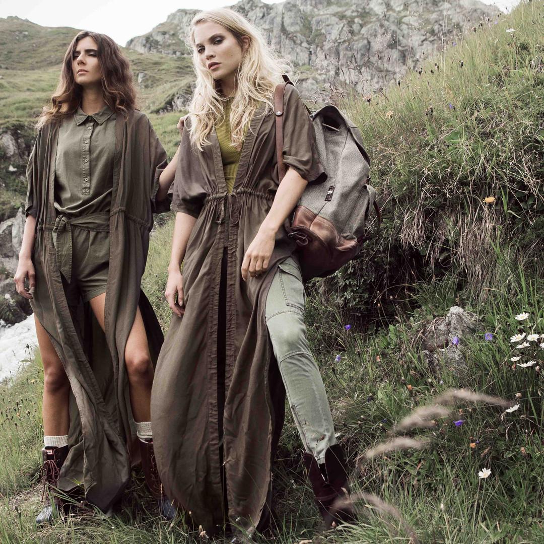 Frauen Natur Rucksack