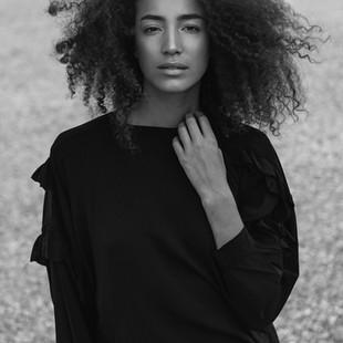Afro Frisur