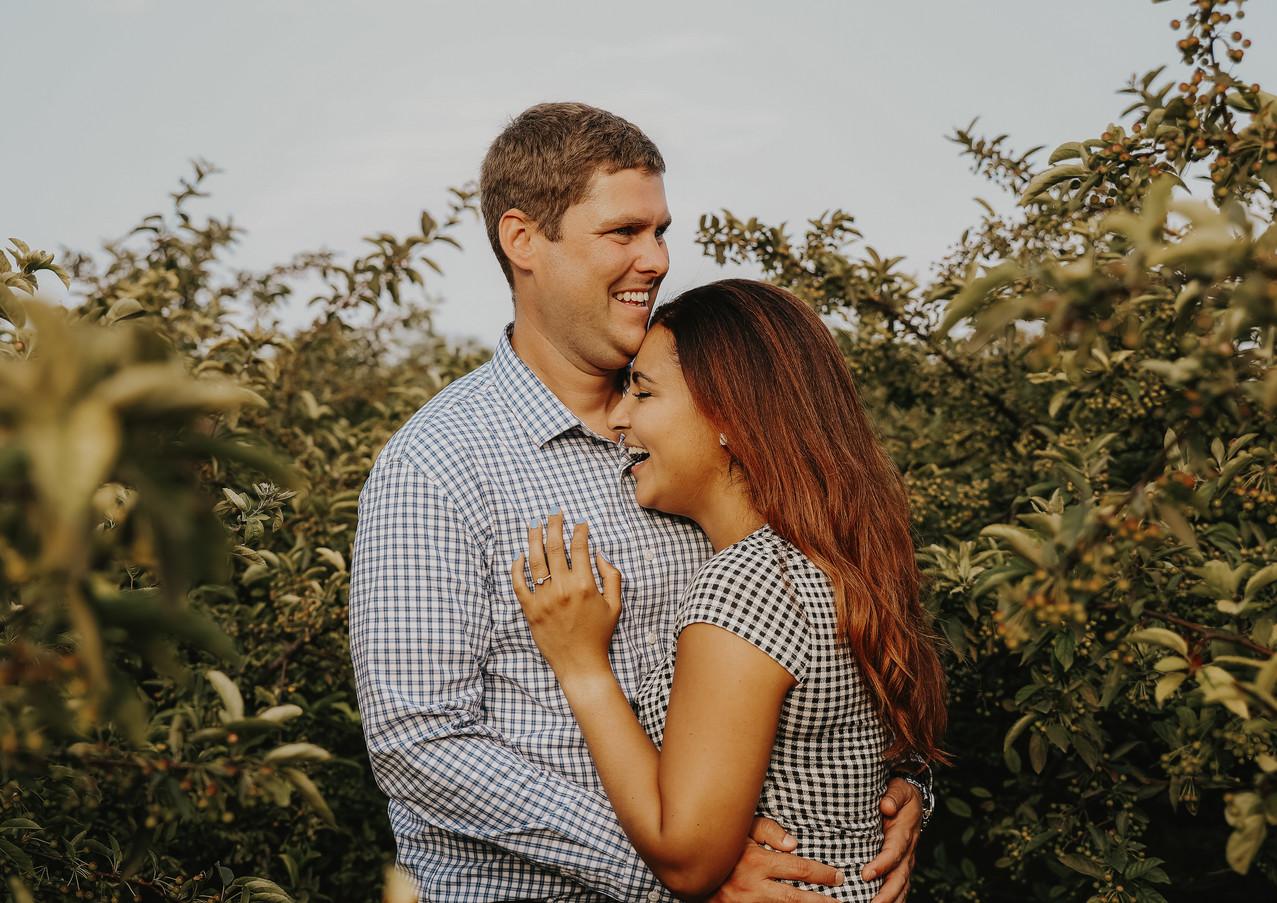 Luisa and Ryan Surprise Proposal Engagem