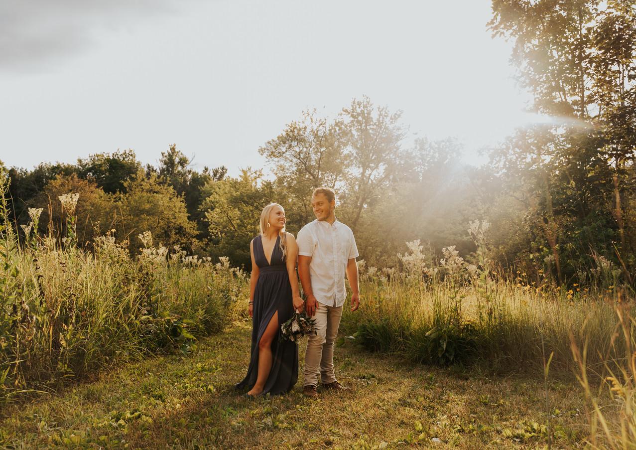 Savanah + Wyatt Retzner Nature Center Wa