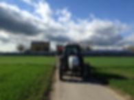 trattore lamborghini