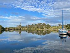 Morning Reflections, Tambo River