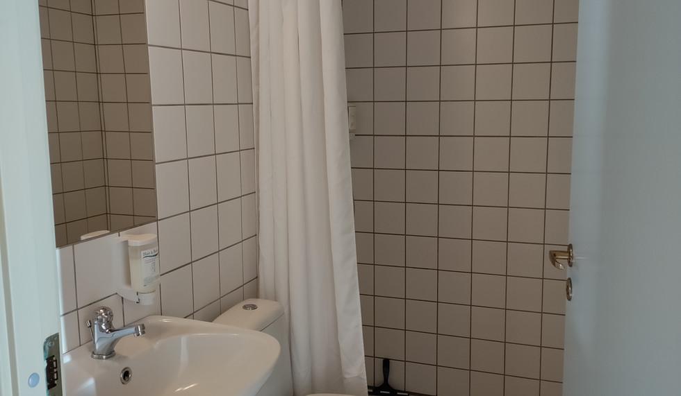 Brodal - badeværelse