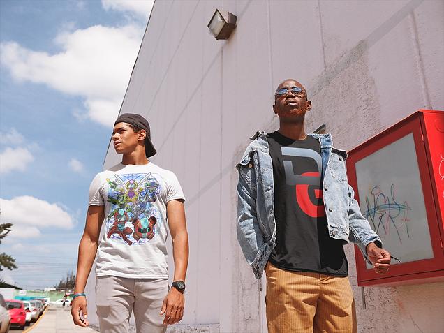 t-shirt-mockup-of-two-friends-walking-ou
