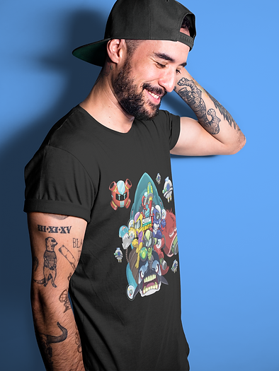 happy-middle-aged-tattooed-guy-wearing-a-t-shirt-mockup-at-a-studio-a17019.png