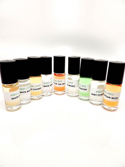 Alcohol- Free Fragrance Oils