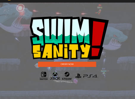 Swimsanity! has been Unleashed