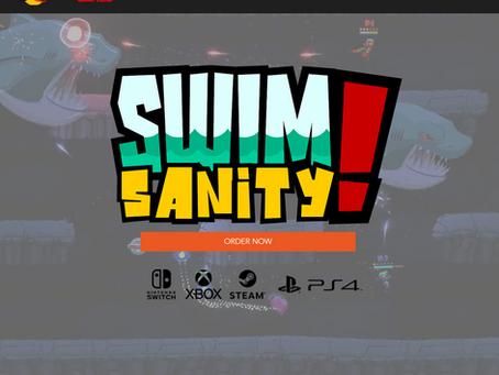 Swimsanity! has been Unleashed