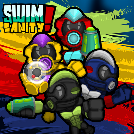 Xbox Wire - Get Ready to Unleash Swimsanity! on August 7