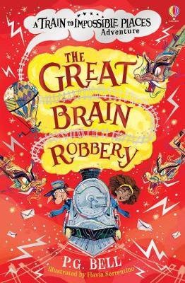 The Great Brain Robbery P. G. Bell