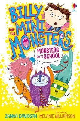 Monsters go to School by Zanna Davidson