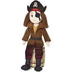 @Aurora Jack Pirate Doll