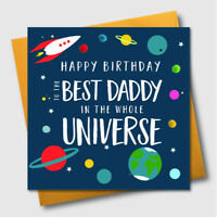 Best Daddy in the Whole Universe