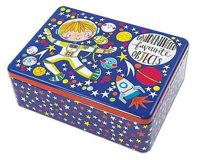 Unidentified Favourite Objects Tin