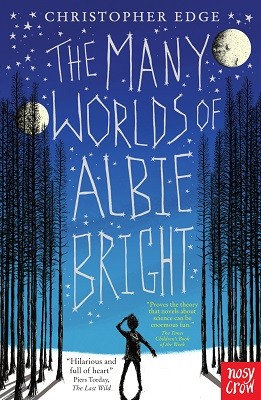 Many Worlds Of Albie Brightman by Christopher Edge