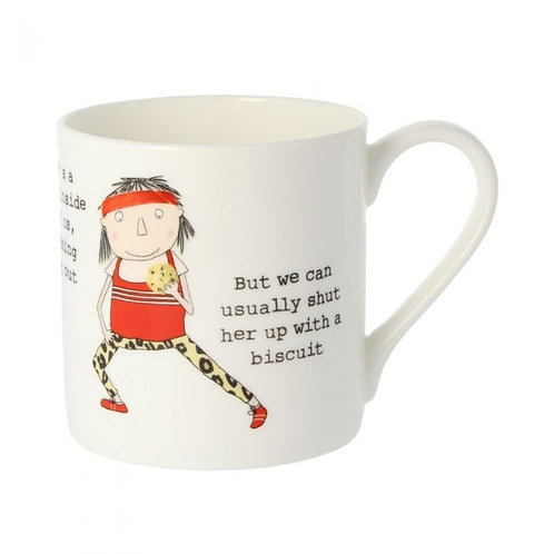 Rosie Made A Thing - There's a Runner Inside All Of Us Mug