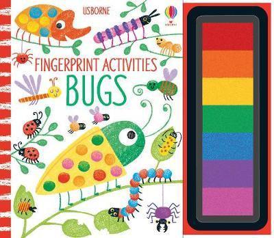 Fingerprint Activities Bugs by Fiona Watt