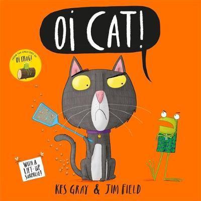 Oi Cat! Kes Gray