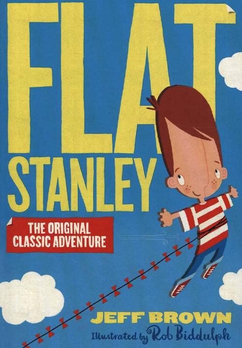 Flat Stanley Jeff Brown