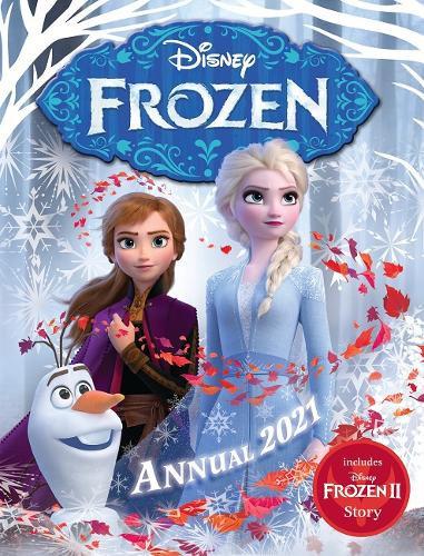 Frozen Annual 2021