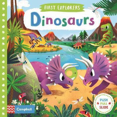 Dinosaurs by Chorkung