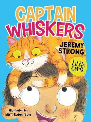 Captain Whiskers by Jeremy Strong