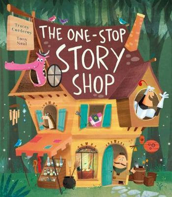 The One-Stop Story Shop by Tracey Corderoy