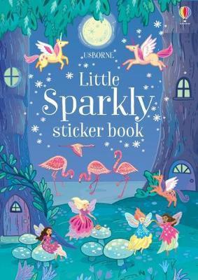 Sparkly Sticker Book by Fiona Patchett