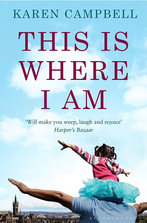 This is Where I am by Karen Campbell